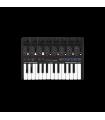 Reloop KEYFADR  Controlador midi con teclado