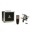 Microfono AKG P420 - CONDENSADOR DE ESTUDIO