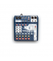 Soundcraft Notepad 8FX  - Consola e interfaz de audio