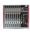 Pro DJ PS812USB Consola de sonido